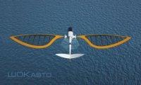 Концептуальный трансформер: летающая амфибия
