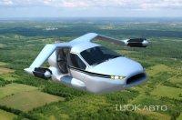 Летающий автомобиль Terrafugia TF-X