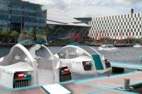 Городской водный транспорт будущего