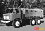 ГАЗ-34 1966 г.
