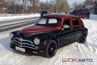 Тюнинг ГАЗ М-20 Победа