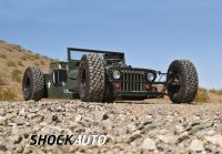 Jeep Willys CJ-2A Hot-Rod
