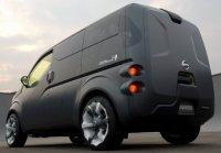 Фургон Nissan NV200 Concept