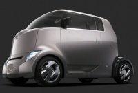 Футуромобиль Toyota Hi-CT