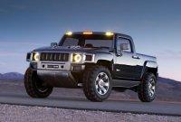 Hummer H3T Concept: пикап-внедорожник