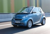 Smart ForTwo: современный ответ мотоколяскам