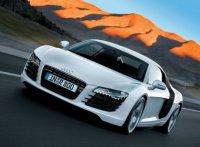 Монстр Audi R8: мощно и красиво