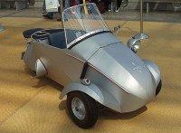 Мотоколяска Fend Flitzer 101