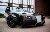 Трехколесный электромобиль Torq Roadster