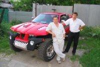 УАЗ Краб: тюнинг УАЗ-469