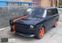 ВАЗ-2104 под Ford Mustang
