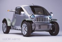 Jeep Treo Concept 2003