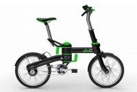 Складной велосипед db0 с электромотором