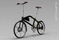 Складной велосипед E-bike