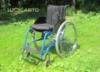 Инвалидная коляска Крошка Ру