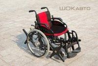 Шагающая инвалидная коляска Гради-Стандарт