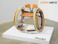 Складная инвалидная электроколяска Mobi