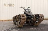 Гусеничный мотовездеход MiniRip