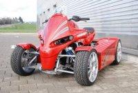 Гоночный квадроцикл GG Quad