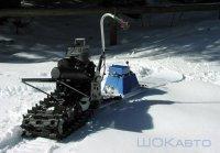 Motoboard TopSpeed Snow