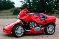 Автоцикл Snaefell – мотоавтомобиль
