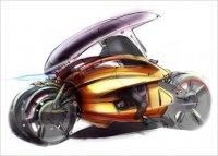 Мотоконцепт Tricera