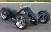 Трайк наоборот: Harley-Davidson Tri Rod