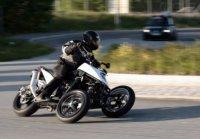 Трехколесный мотоцикл Brudeli 654L Leanster
