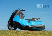 Мотоцикл-амфибия Biski