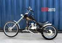 Мотовелосипед Chopper-Bike ST-22