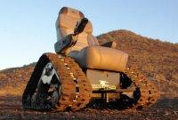 Самоходное гусеничное кресло-танк TankChair