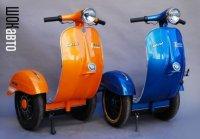 Scooter Vespa Segway