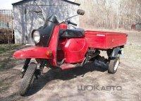 Возрождение грузовых мотороллеров Муравей