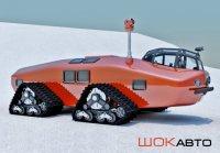Полярный Снежный Обходчик PSC-001