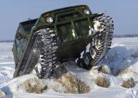 Снегоболотоход ЗВМ-2410 «Ухтыш»
