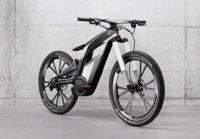 Электровелосипед Audi E-Bike с Wi-Fi-хотспотом