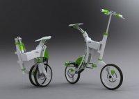 Электровелосипед GrassHopper превращается...