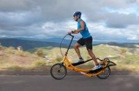 Эллиптический велосипед ElliptiGO