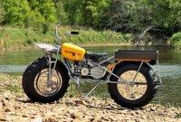 Внедорожные мотоциклы Rokon