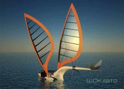Летающий трансформер