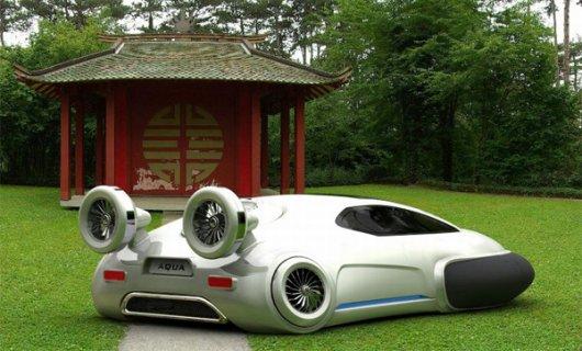 Автомобиль-амфибия Volkswagen Aqua