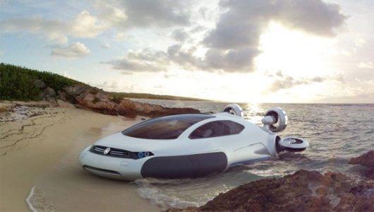 Амфибия Volkswagen Aqua