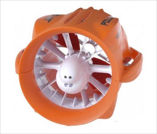 Подводный буксировщик для детей Pooljet