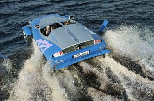 Auto Rinspeed Splash