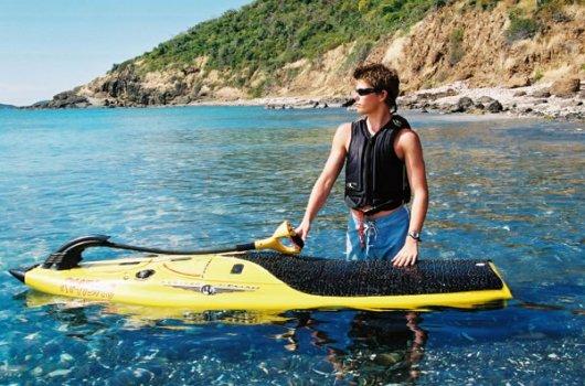 Доска для серфинга Powerski Jetboard с двигателем