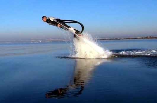 Летающий гидроранец