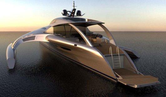 Яхта Адастра