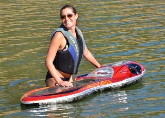 Моторная доска для серфинга Kymera