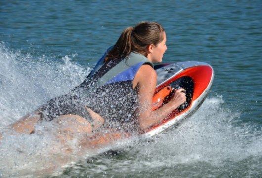 Моторизованная доска для серфинга Kymera