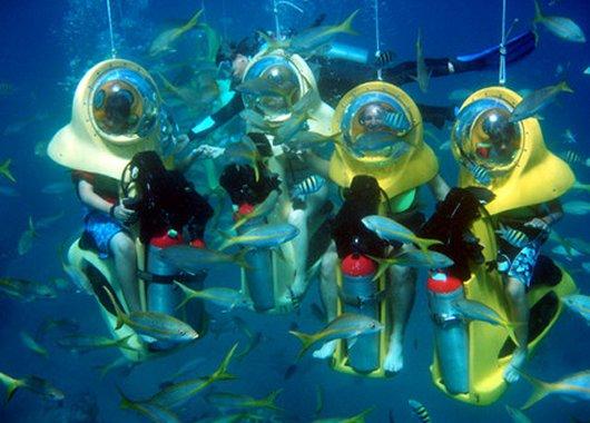 Подводные скутеры